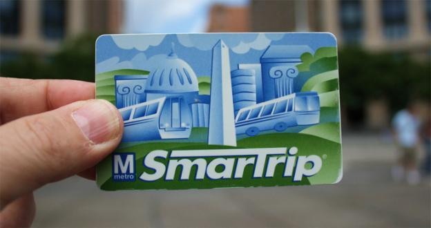 SmarTrip cards will get cheaper as of Oct. 1.