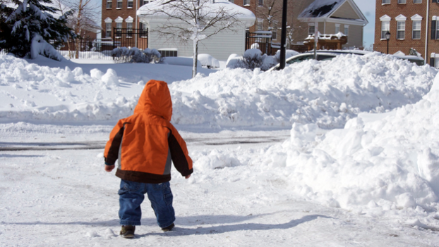 Soon failing to clear that sidewalk will be a finable offense in D.C.