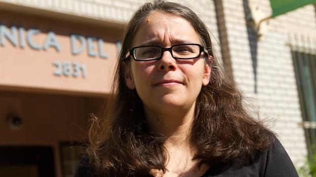 Catalina Sol is chief programs officer at La Clínica del Pueblo in Columbia Heights.