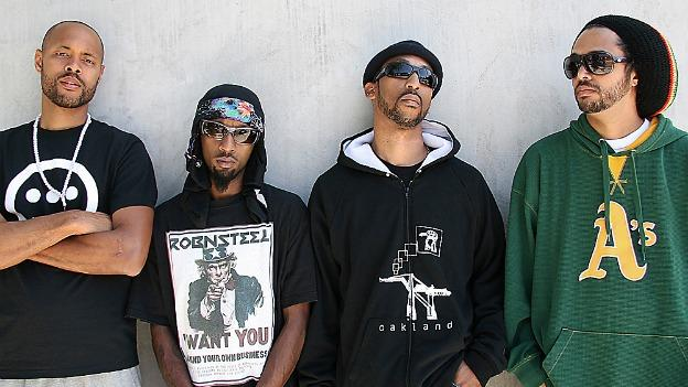 Influential hip-hop group Souls of Mischief plays at D.C.'s Rock and Roll Hotel tonight.