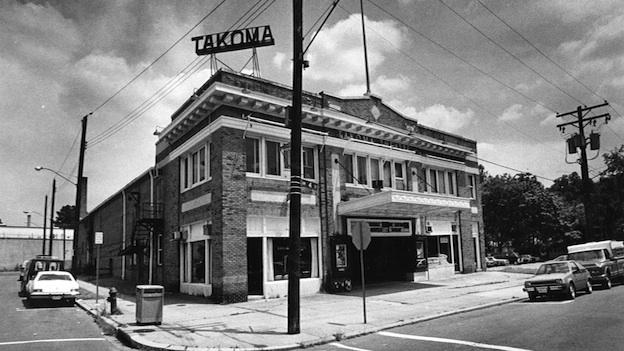 Stars Theater in Takoma Park.