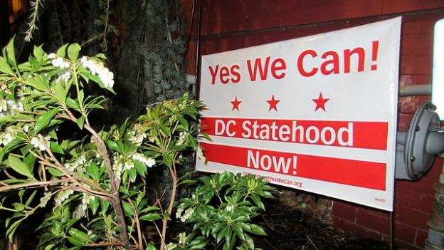 The fight for D.C. statehood may receive a cash infusion courtesy of taxpayers.
