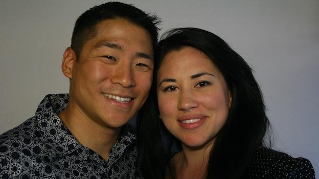 Maj. Gene Noh and Christina Zahara Noh share their story for WAMU 88.5 and StoryCorps.