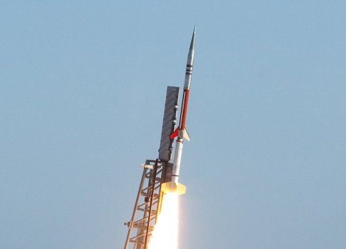 An attempted NASA rocket launch from Virginia's Wallops Island resulted in a watery disappointment earlier this week.