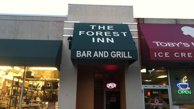 The Forest Inn located in the Westover neighborhood of Arlington, Va.