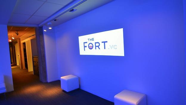 D.C.'s new business accelerator, The Fort, gives tech start-up companies a place to develop and grow, with help from mentors, financiers and fellow start-ups.