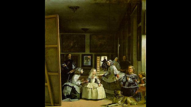 Las Meninas the play is pretty much noting like Las Meninas the painting.