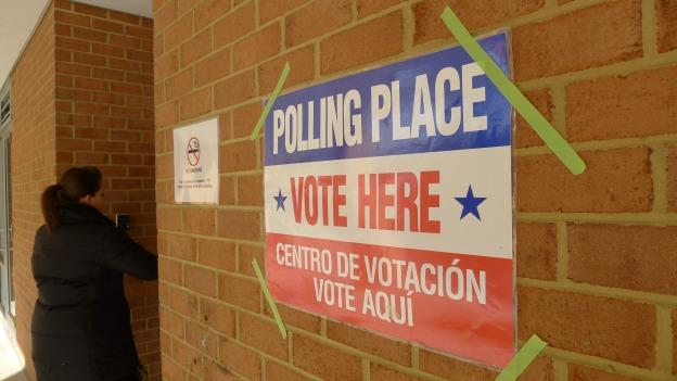 It's Election Day in Virginia, and the commonwealth's top offices are up for grabs.
