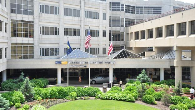 Up to 120 jobs could be cut at the Washington Hospital Center.