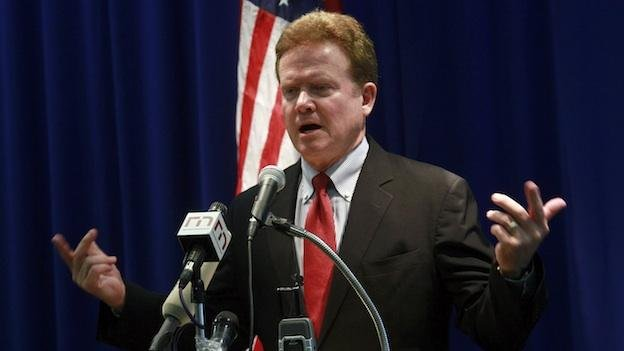 President Jim Webb? He hasn't said no.