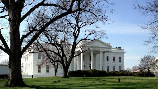For the first time ever, the president's private residence will be powered by solar panels on the White House's roof.
