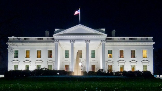 "Is the White House ""sketchy""?"