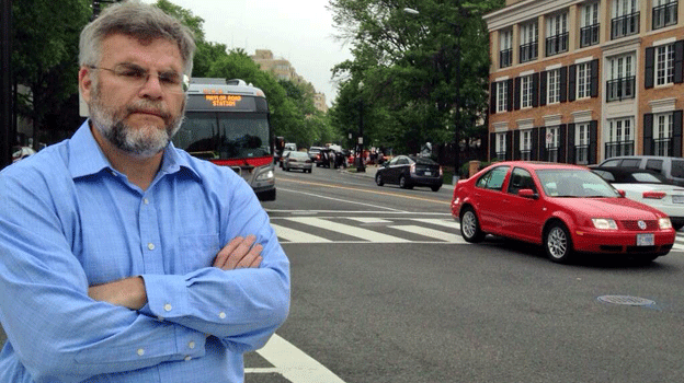 ANC3B Chairman Brian Cohen says drivers on Wisconsin Avenue NW need to slow down.