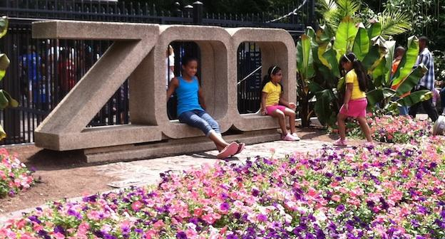 The National Zoo is in the Woodley Park neighborhood of northwest D.C.