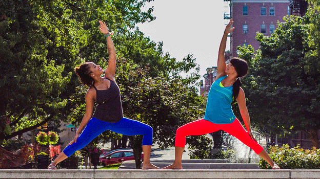 As part of the 2015 D.C. budget, yoga classes and gym memberships would be taxed at 5.75 percent.