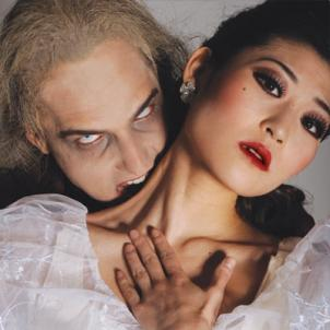 Sink your teeth into Dracula at The Kennedy Center's Eisenhower Theater.