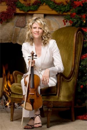 "In ""Christmas in Cape Breton"" Nova Scotia native Natalie MacMaster will perform Christmas carols, Celtic melodies, and her own tunes."