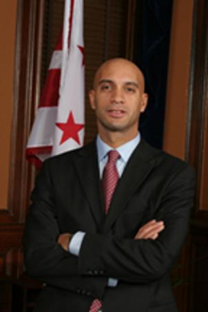 Former D.C. Mayor Adrian Fenty