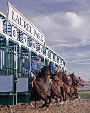 Gov. Martin O'Malley signed a bill this week giving the state's horse racing tracks much needed revenue through 2013.
