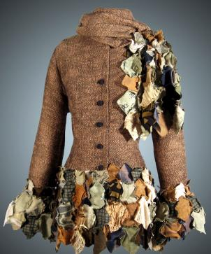 Jacket by Mo O'Grady.