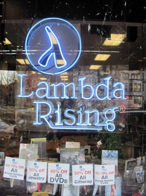 Deacon Maccubbin founded Lambda Rising books 35 years ago.  The bookstore will close in January.
