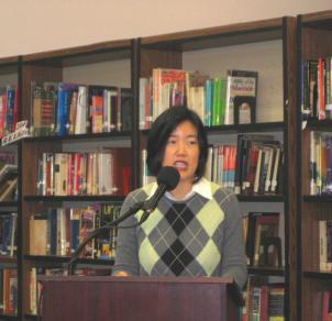 D.C. Schools Chancellor Michelle Rhee.