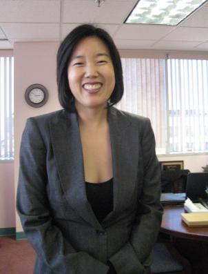 D.C. Public Schools Chancellor Michelle Rhee says she wants a reform of teacher discipline policies.