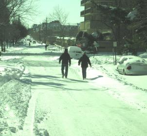 An especially snowy winter in Fairfax County, Virginia has reignited the issue of whether there should be greater local control of roads.