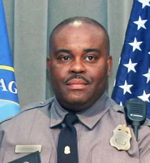 Officer Marvin Carraway Jr., 44, is one of two officers shot during last night's incident by the Pentagon Metro station.