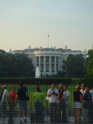 Many tourists and Washingtonians alike think the flag flying on top of the White House means the President is there.