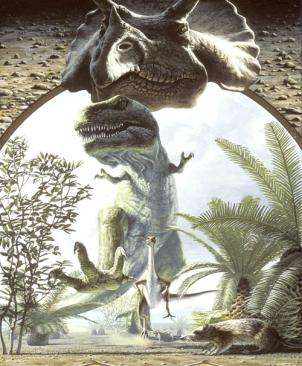 The musical life of Sue the Tyrannosaurus will unfold at the National Museum of Natural History April 12, 2008.