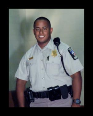 Officer Ayala died in the line of duty on April 4.