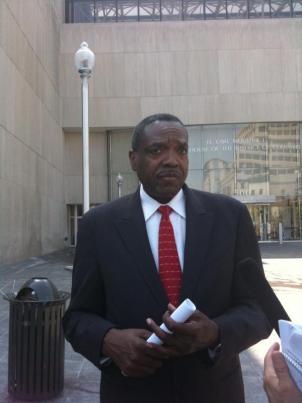 Washington Teachers Union President George Parker wants laid off teachers reinstated