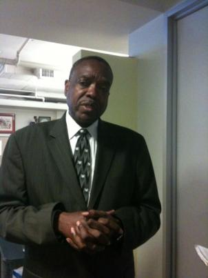 WTU President George Parker, after the union overwhelmingly ratified the contract.
