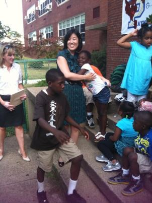 D.C. Schools Chancellor Michelle Rhee has begun her fourth year as head of DCPS.
