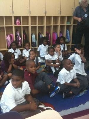 """DCPS chancellor Michelle Rhee says they are """"incredibly prepared"""" for the first day of school."""