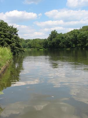"Three of the Anacostia River's ""toxic hot spots"" are getting federal funding to lead clean-up efforts."