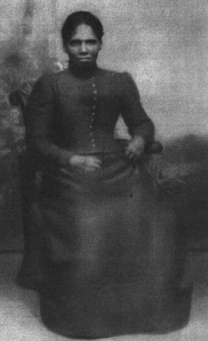 Lucinda Hodge Quander (184?-189?) was married to Charles Henry Quander of Prince George's County, Md.