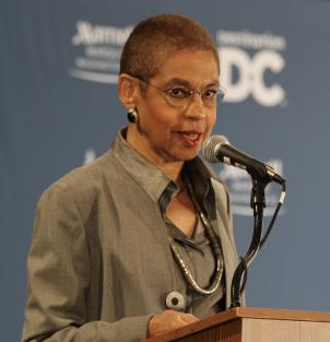 D.C. Delegate Eleanor Holmes Norton says she wants to maintain momentum for voting rights.