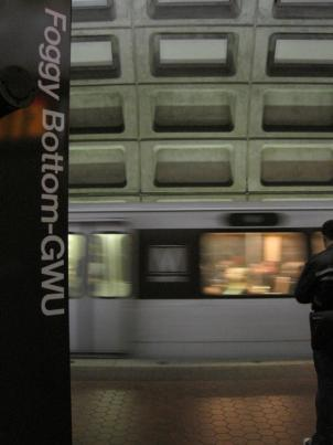 Metro's CFO mentioned some station's names could go up for corporate bidding.