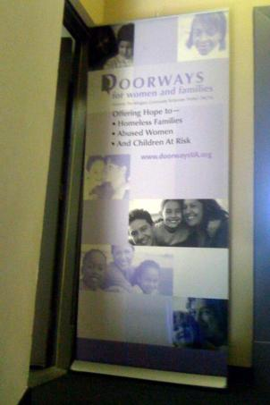 Doorways to Women and Families is a nonprofit that runs Arlington County's hotline.