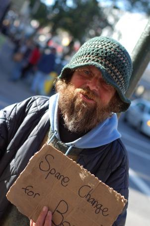 A bill under consideration in the Maryland General Assembly would require panhandlers and anyone who solicits money on roadsides to get a permit.