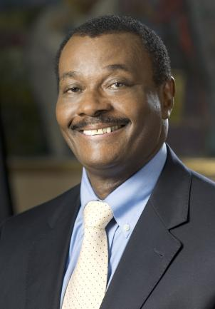 Dr. Allen Sessoms, president of the University of the District of Columbia.