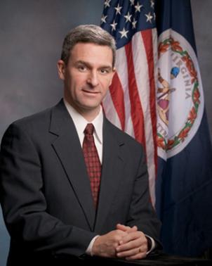 Virginia Attorney General Ken Cuccinelli.