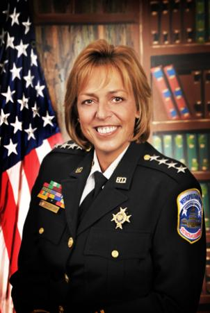 D.C. Police Chief Cathy Lanier spoke to the council Thursday about the department's VIP escort policy.