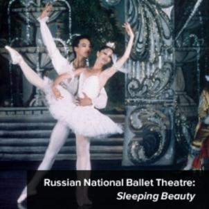 "Russian National Ballet Theatre presents ""Sleeping Beauty"" Tuesday night."