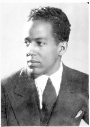 January 31st through February 3rd is devoted to poet Langston Hughes, pictured here in 1925.