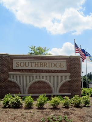 The town of Southbridge in Northern Virginia has tennis courts, a swimming pool and a Walmart; what it doesn't have is a bridge.