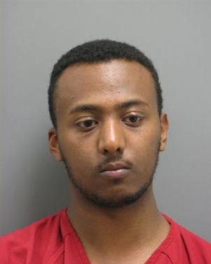 Yonathan Melaku, 22, of Alexandria, Va., is being investigated in 2010 shootings at military buildings.