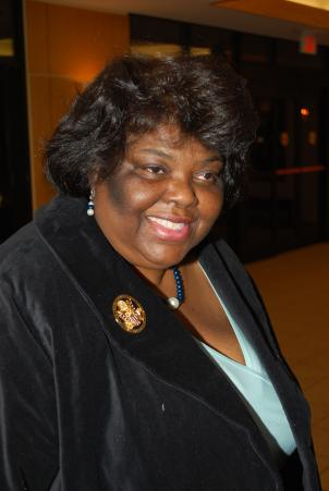 Cynthia Battle lives in the Fort Stanton neighborhood of southeast Washington.